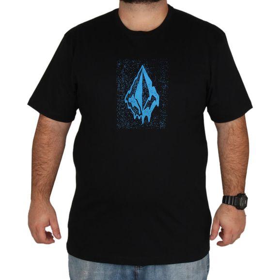 Camiseta-Volcom-Drippin-Out-Tamanho-Especial