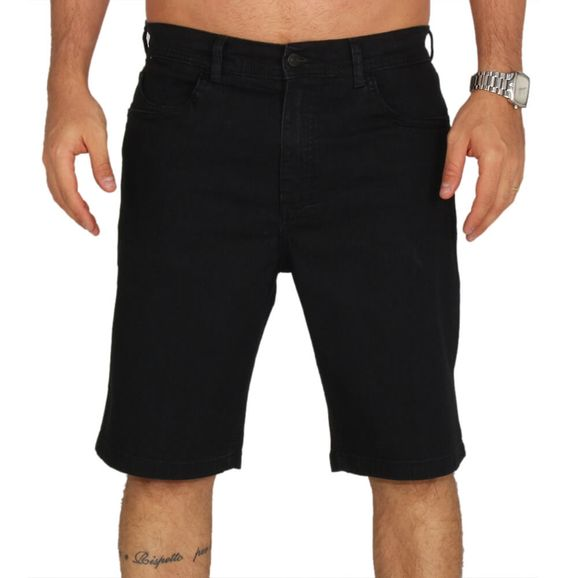 Bermuda-Jeans-Rip-Curl-Black-Wave