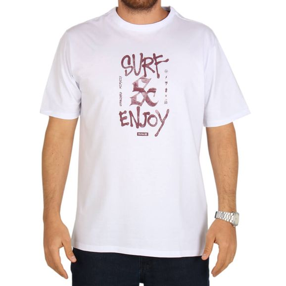 Camiseta-Hurley-Surf-And-Enjoy
