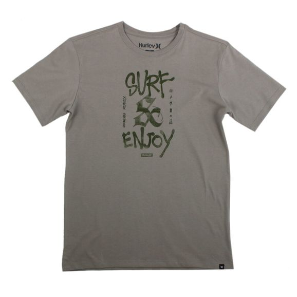 Camiseta-Hurley-Surf-Enjoy-Juvenil