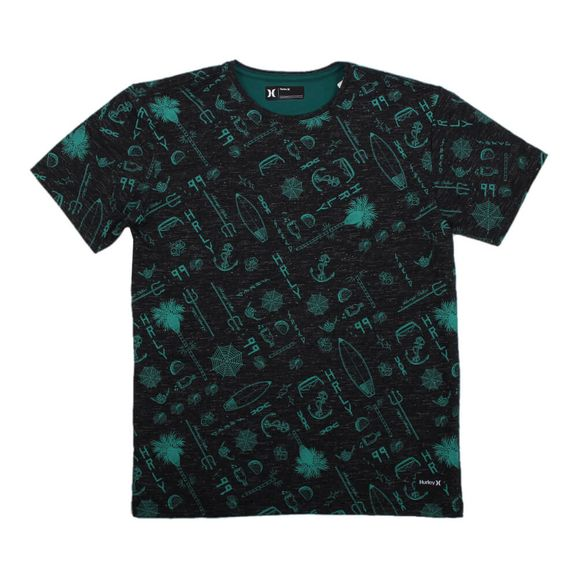 Camiseta-Hurley-Shred-Juvenil