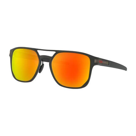 Oculos-Oakley-Latch-Alpha-Mtt-Blk-W-Prizm-Ruby-Polarizado