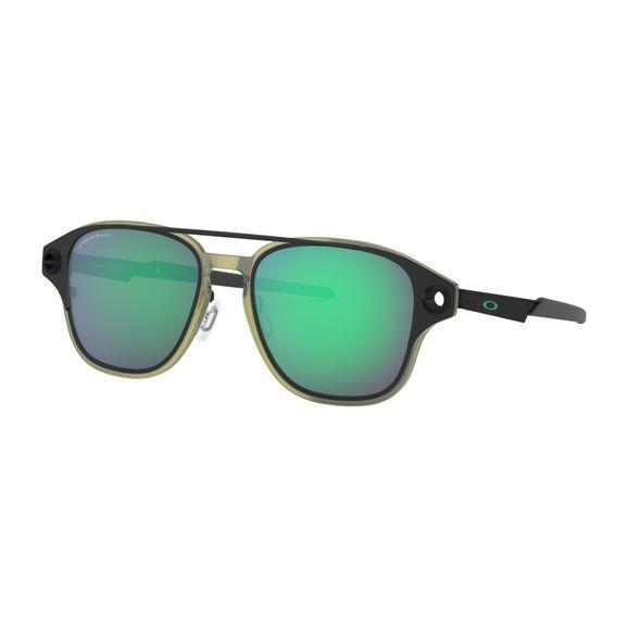 Oculos-Oakley-Coldfuse-Matte-Black-W-Prizm-Jade-Polarizado