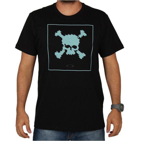 Camiseta-Oakley-Digi-Skull-Tee