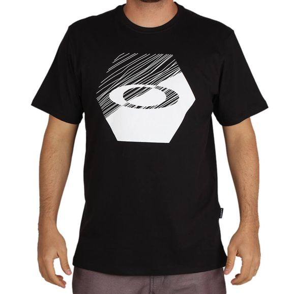 Camiseta-Oakley-Climb-Block-Tee