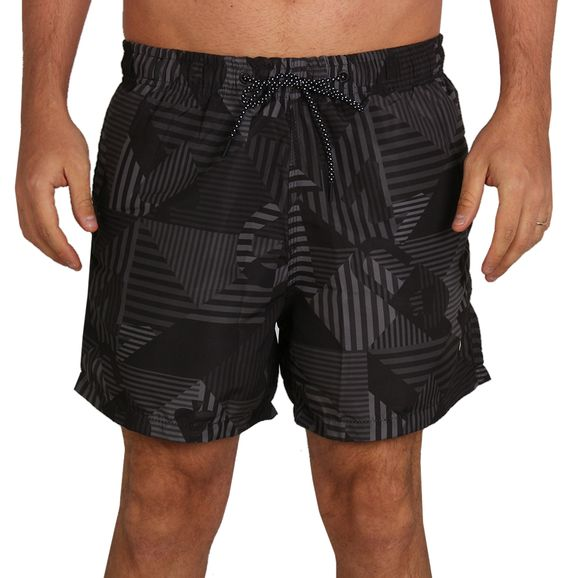 Shorts-Sport-Mcd-Geometric-Stripes
