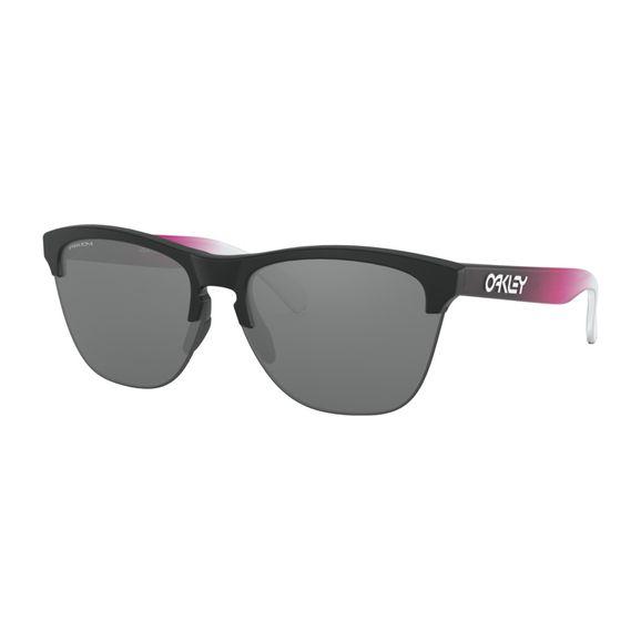 Oculos-Oakley-Frogskins-Lite-Ignite-Pink-Fade-Prizm-Black