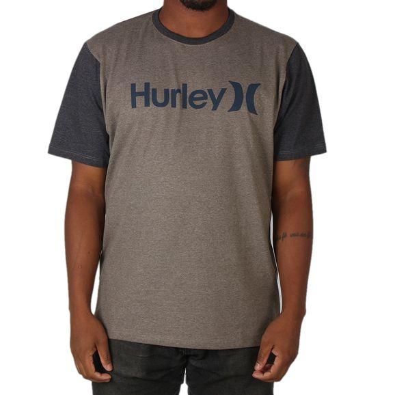 Camiseta-Hurley-Bicolor