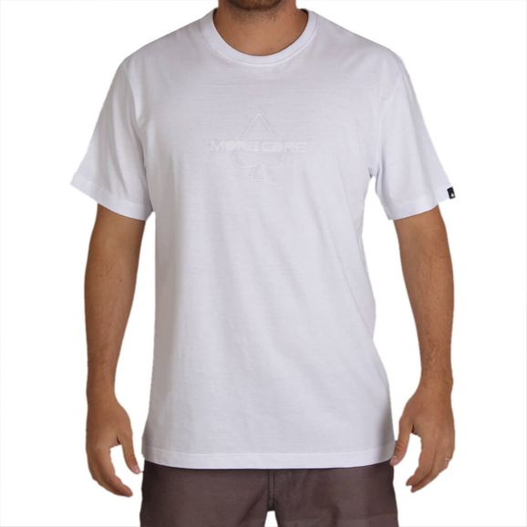 Camiseta-Mcd-More-Core-White
