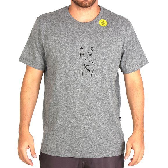 Camiseta-Lost-Middle-Finger