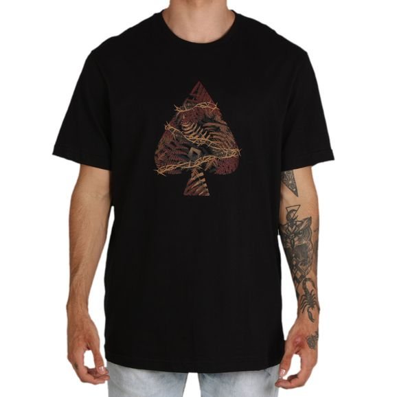 Camiseta-Regular-Mcd-Espada-Dark-Fern