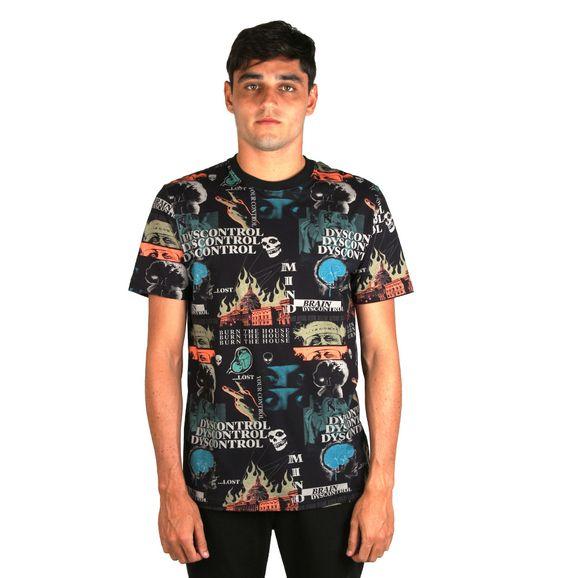 Camiseta-Lost-Mind-Dyscontrol-Full