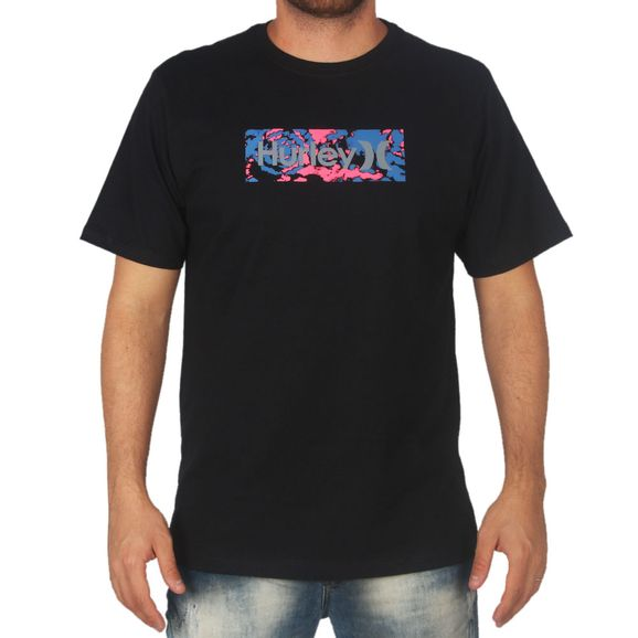 Camiseta-Hurley-Radial-The-Dye-