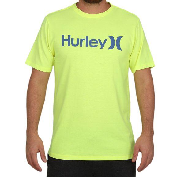 Camiseta-Hurley-O-O-Solid