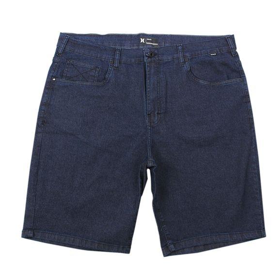 Bermuda-Jeans-Hurley-Dark-Tamanho-Especial