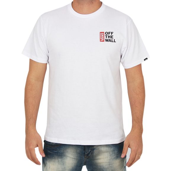 Camiseta-Vans-Off-The-Wall