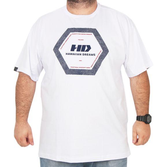 Camiseta-HD-Texture-Tamanho-Especial