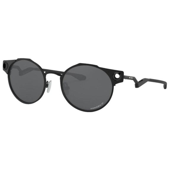 Oculos-Oakley-Deadbolt-Stn-Blk-W-Prizm-Black-Polarizado