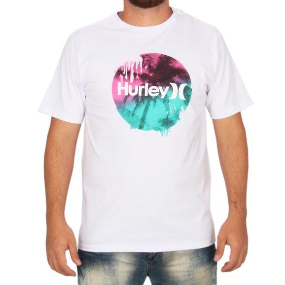 Camiseta-Hurley-Crush-Palm