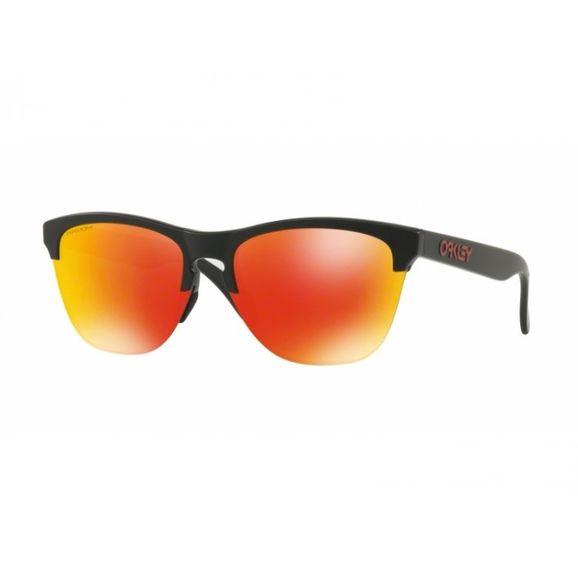 Oculos-Oakley-Frogskins-Semi-Matte-Black-W--Prizm-Ruby-OO9374-04-0