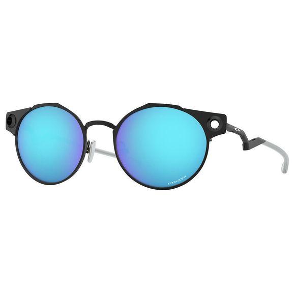 Oculos-Oakley-Deadbolt-Satin-Light-Steel-W-Prizm-Sapphire-OO6046-02-0