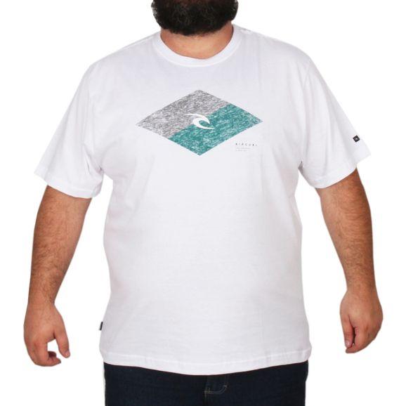 Camiseta-Rip-Curl-Icon-Diamond-Tee-Tamanho-Especial-0