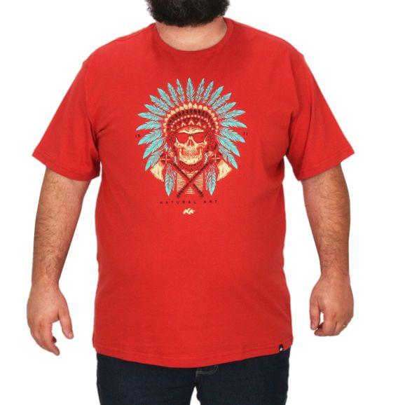 Camiseta-Natural-Art-Des-Skull-Tamanho-Especial-0
