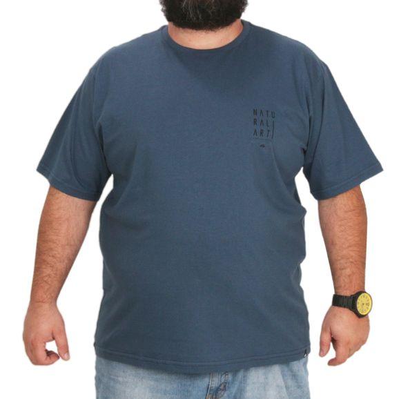 Camiseta-Natural-Art-Folhas-Tamanho-Especial-0