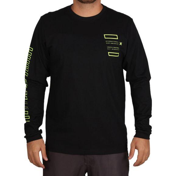 Camiseta-Manga-Longa-Hurley-Above-0
